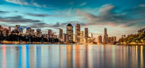 Brisbane City Landscape