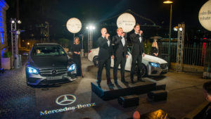Event photographer for Mercedes-Benz Brisbane