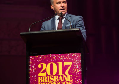 Brisbane Broncos Season Launch