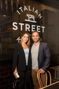 Italian Street Kitchen opening in Gasworks Brisbane.
