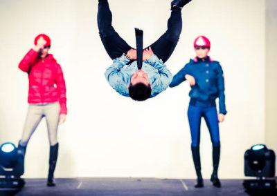Riders XOXO Fashion Show