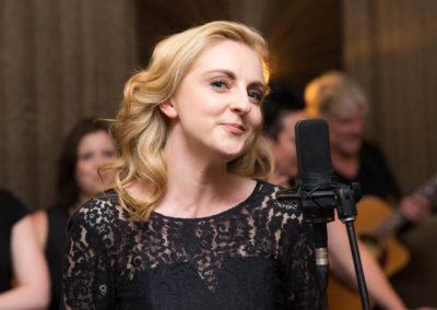 Naomi Price in Laddies in Black Performance in Brisbane