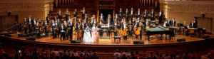 Queensland Symphony Orchestra, Brisbane theater photography