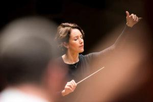 Alondara de la Parra, Queensland Symphony Orchestra