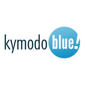 kymodoblue logo