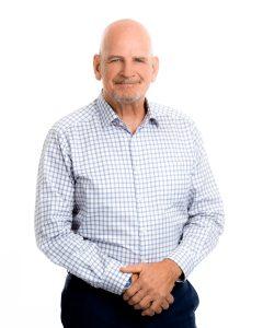 Male professional portrait photograph