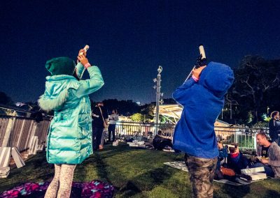 Stargazing Live World Record Attempt - ABC Radio BRISBANE