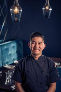 Female portrait of Brisbane chef.