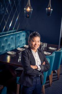 Female portrait of Brisbane business owner.