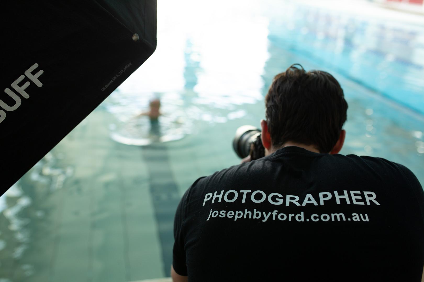 Photo of Brisbane portrait photographer