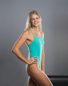 Portrait of sports star Shayna Jack