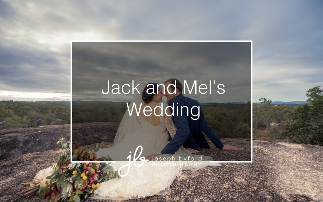 Jack and Mel's Wedding