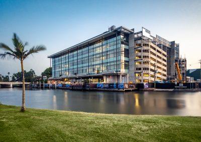 Mercedes-Benz Brisbane Building