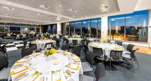 Interior photography of venue in Brisbane