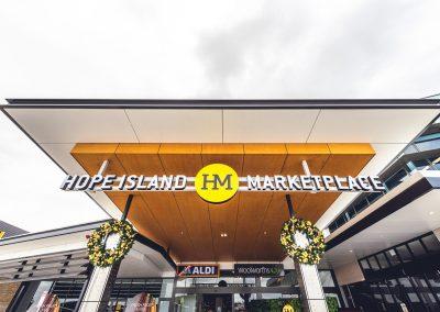 Hope Island Market Place Opening