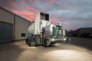 Comercial Machine Photography in Brisbane